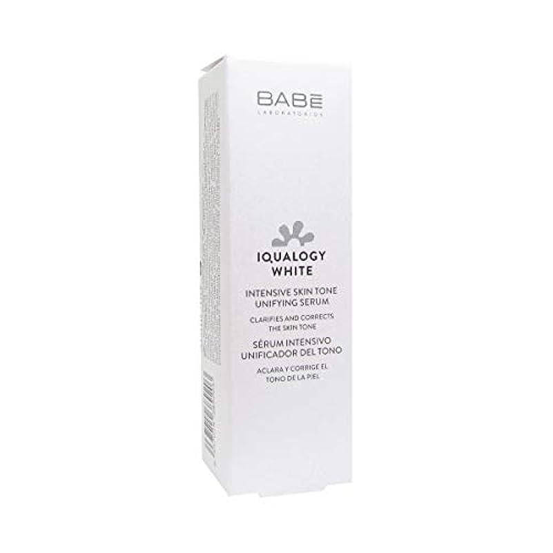 ディーラー地上で遺棄されたBab Iqualogy White Unifying Serum 50ml [並行輸入品]