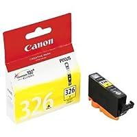 (まとめ) キャノン Canon インクタンク BCI-326Y イエロー 4538B001 1個 【×4セット】