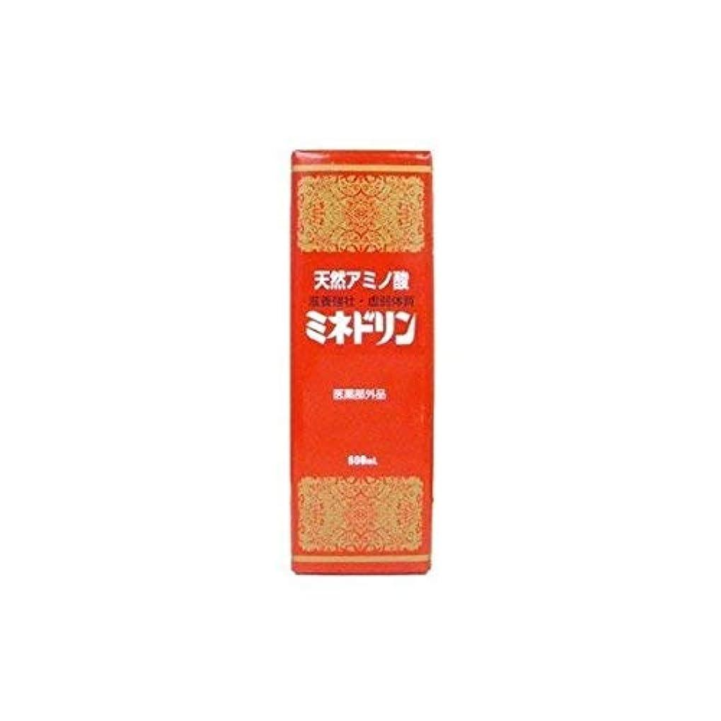 安心休日に顎伊丹製薬 ミネドリン 600ml ×12本
