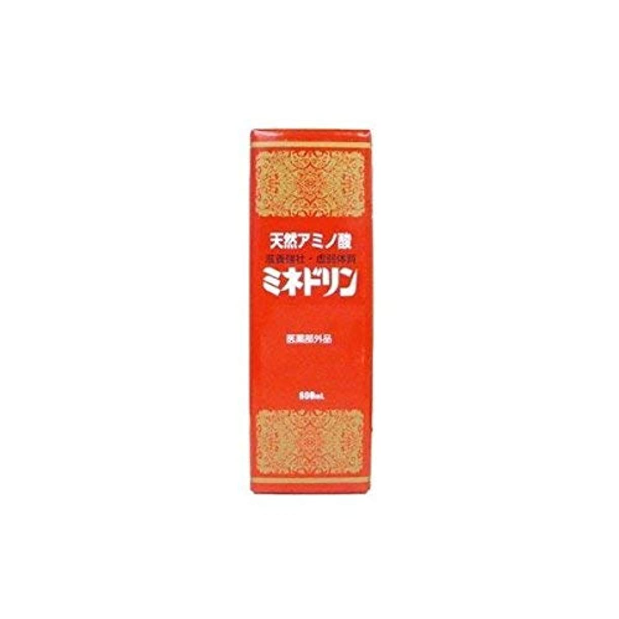ウェイター市町村微生物伊丹製薬 ミネドリン 600ml ×12本