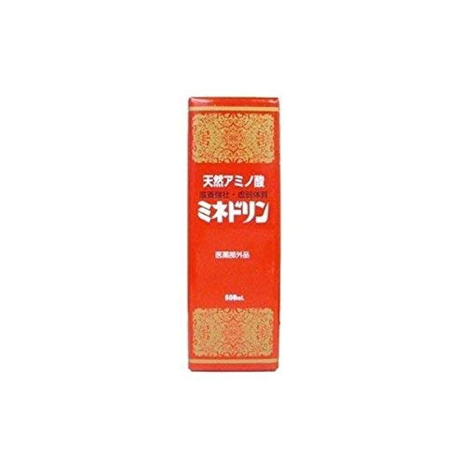 取得する神の怒っている伊丹製薬 ミネドリン 600ml ×12本