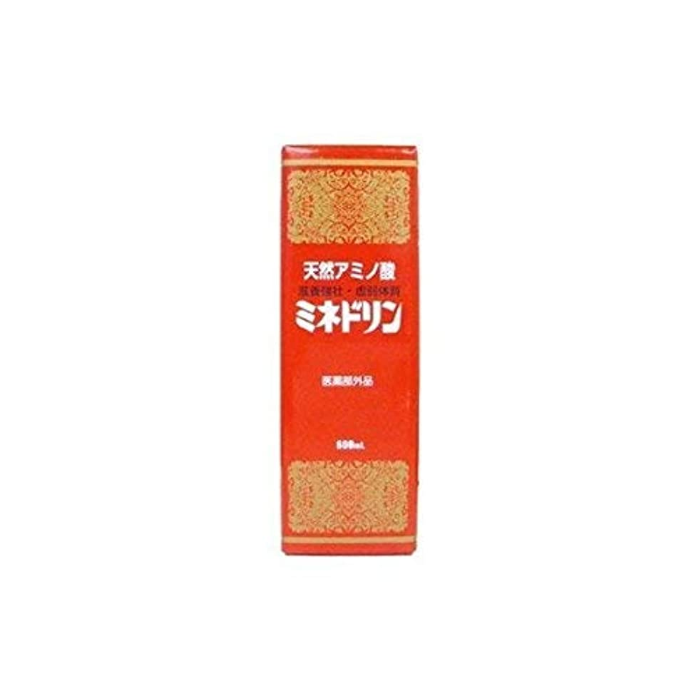 シンボルハンマー流出伊丹製薬 ミネドリン 600ml ×12本