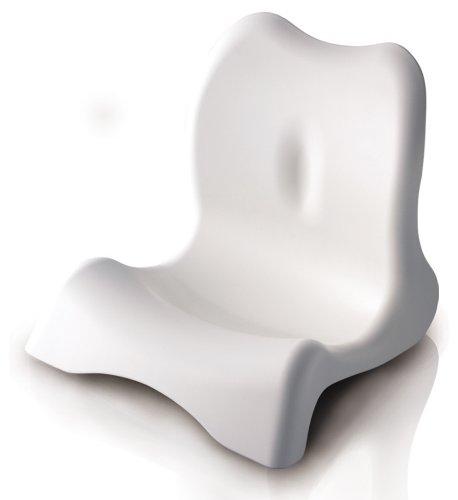 ドリーム(Dream) 骨盤シェイプチェア〜曲線美〜 ホワイト DR3108