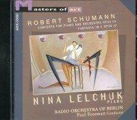 Schumann;Concerto Op.54