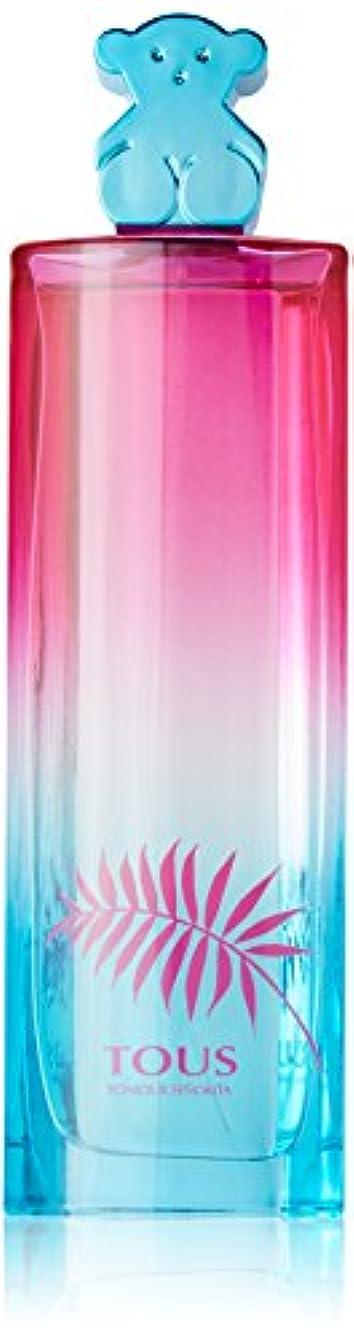 素敵なチラチラするゴージャス【トウス】ボンジュール セニョリータ EDT?SP 90ml [並行輸入品]