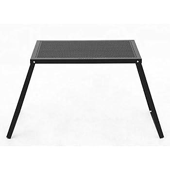 オーヴィル(auvil) ブラックガーデンテーブル FG004