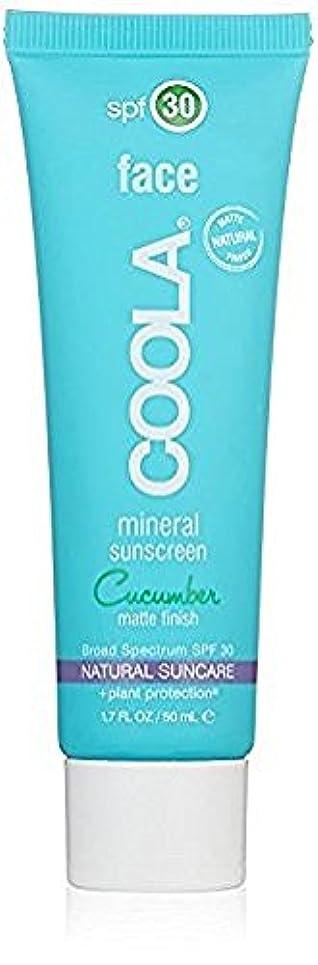 連邦アルプスフルーティーCOOLA Mineral Cucumber Face SPF 30(50ml)