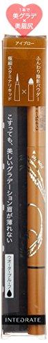 インテグレート ビューティーガイドアイブロー BR721 ライトブラウン リキッド 0.4mL パウダー 0.4g