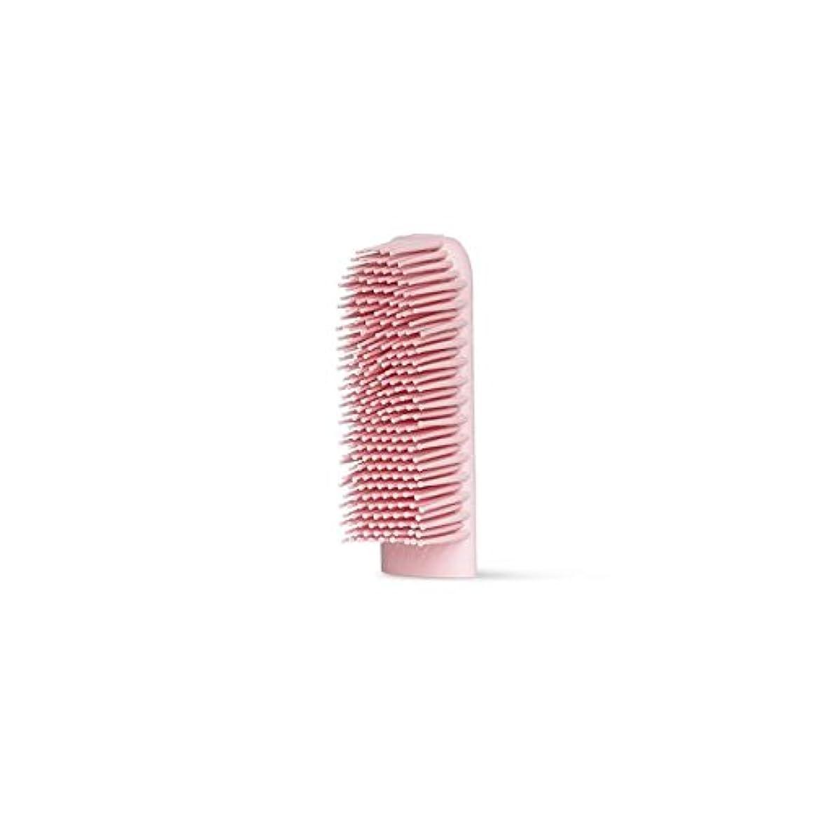 私たちのもの熟練した繊毛BOIE USA シリコン歯ブラシ (交換用ブラシヘッド ピンク)