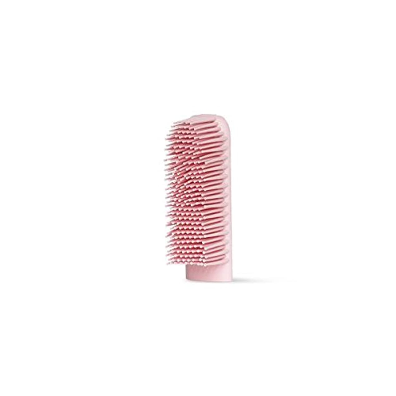 類似性モバイルピットBOIE USA シリコン歯ブラシ (交換用ブラシヘッド ピンク)