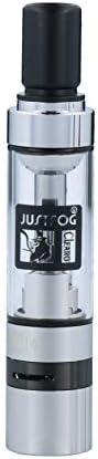 電子タバコ アトマイザー JUSTFOG Q14 コイル1.6ohm付 【1.8ml】正規品 エアフロー調節可能 eGo互換