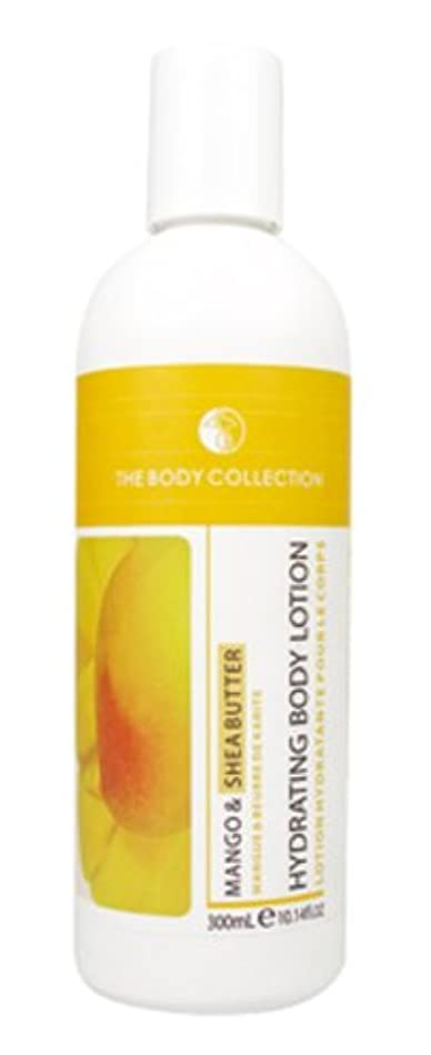 THE BODY COLLECTION ボディローション マンゴー
