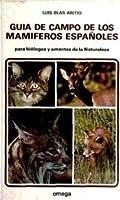 Guía de campo de los mamíferos españoles