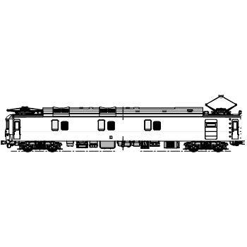 TW20-009 国鉄20系客車 カニ22