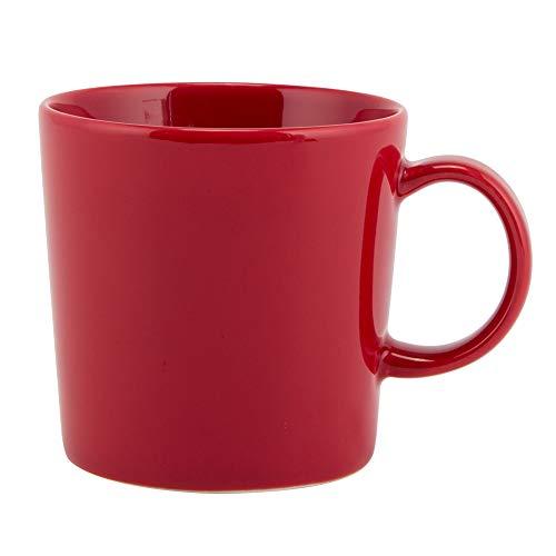 [ イッタラ ] iittala ティーマ マグカップ 300mL マグ 北欧 1006013 レッド Teema Mug Red コップ 磁器 食器 フィンランド [並行輸入品]
