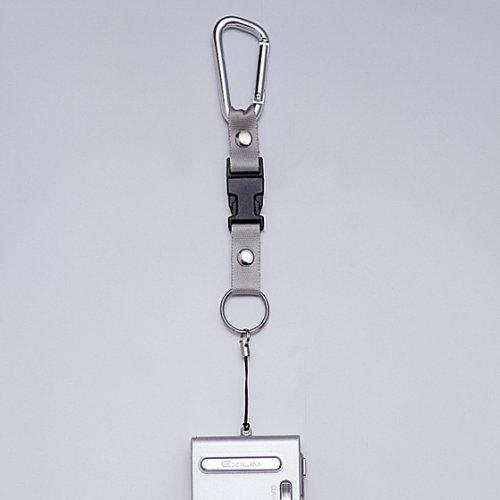 『LOAS ネックストラップ コンパクト用L グレー DCA-031GY』の2枚目の画像