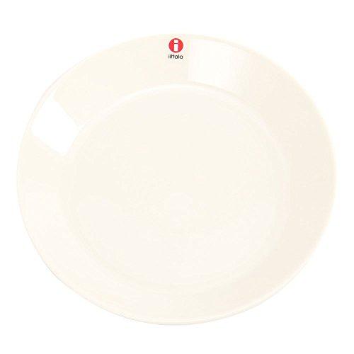 【iittala】イッタラ ティーマ プレート Teema 016453 plate 17cm ホワイト 新生活 [並行輸入品]