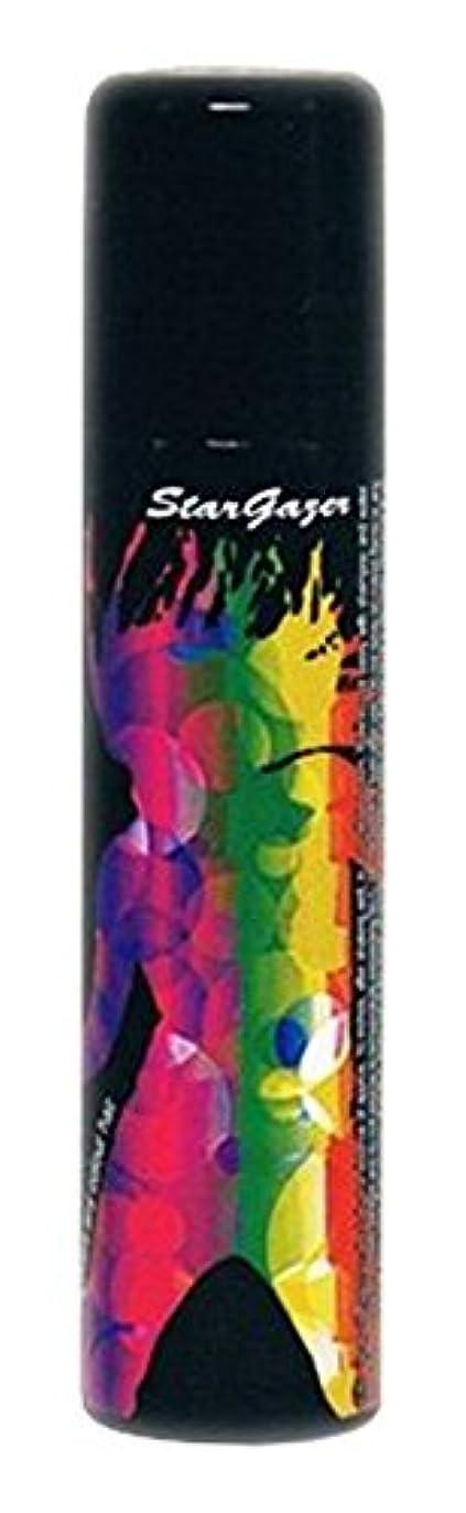 ボウリング呼吸する透けるアレス スターゲイザー ワンウォッシュカラースプレー UVピンク 75ml