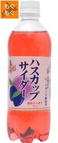 小原 北海道ハスカップサイダー 500ml ペットボトル