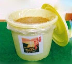 (玄海町特産品)手づくり味噌(5キロ)