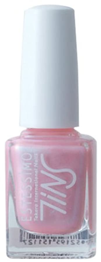 タヒチ印刷する頑丈TINS カラー305(la vie en rose)  11ml カラーポリッシュ