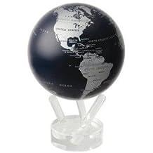 Mova Globe - Black Metallic by TurtleTech