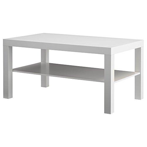 IKEA(イケア) LACK ホワイト 50161665 コーヒーテーブル、ホワイト