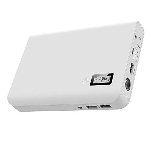 lvshan24000mAhモバイルバッテリー ノートパソコ...