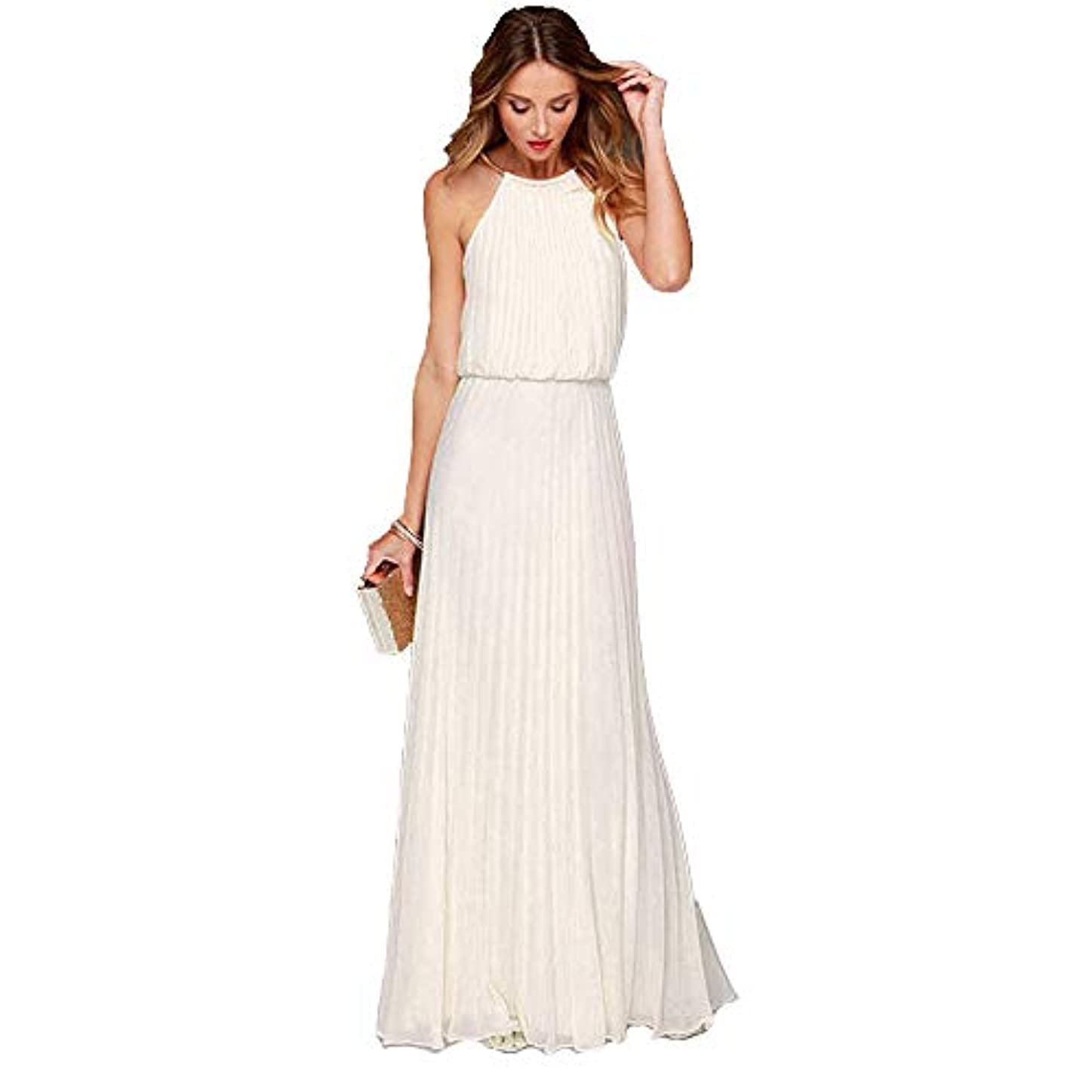 浮くフィット塩MIFANロングドレス、セクシーなドレス、エレガント、女性のファッション、ノースリーブのドレス、ファッションドレス、ニット、スリム