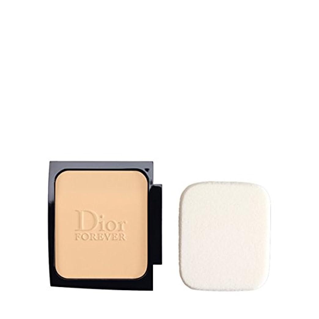 ファセットミネラル放映Dior(ディオール) ディオールスキン フォーエヴァー コンパクト エクストレム コントロール レフィル (#010:アイボリー)