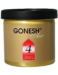 GONESH ゲルエアフレッシュナー No.4(オーチャード&ヴァイン)