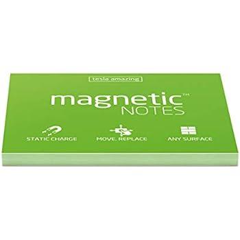 ウインテック 付箋 魔法のふせん magnetic NOTES Mサイズ グリーン MNM-G