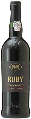 ヴィニョス・ボルゲス ルビーポート 750ml [ポルトガル/赤ワイン/甘口/フルボディ/1本]
