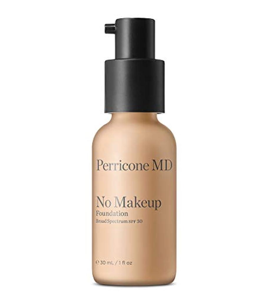 ニコチン平方患者ドクターペリコン No Makeup Foundation SPF 30 - Light 30ml/1oz並行輸入品