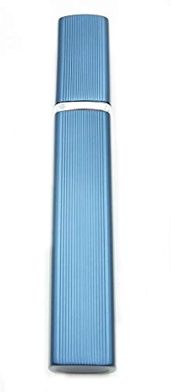ウッズ要塞銛Shop XJ 香水 アトマイザー ケース つめかえ 携帯 容器 12ml (ブルー)