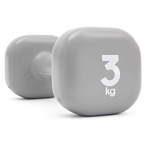 Reebok(リーボック) エクササイズ ネオプレーン ダンベル 3kg RAWT-11153