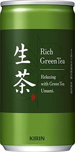 生茶 185g ×20缶