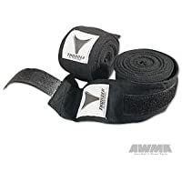 ProForce Thunder Lycra Handwraps – ブラック
