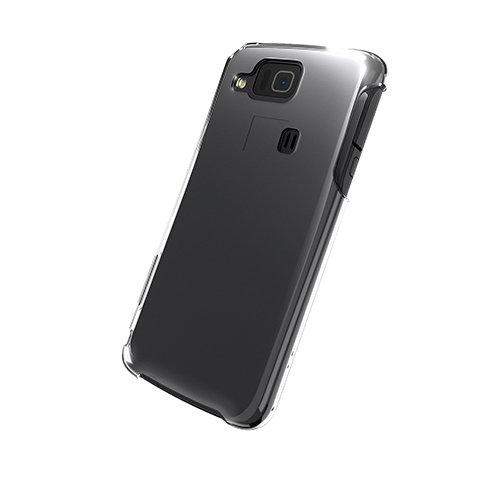 iBUFFALO au AQUOS Phone IS13SH 『キズに強い』3Hハードケース液晶保護フィルム付(クリア) BSMPIS13SHHCR