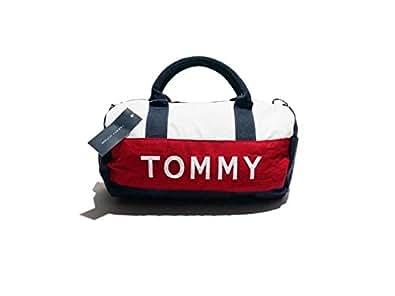 TOMMY HILFIGER トミー ヒルフィガー ミニボストン バック (NAVY) (ONE SIZE)