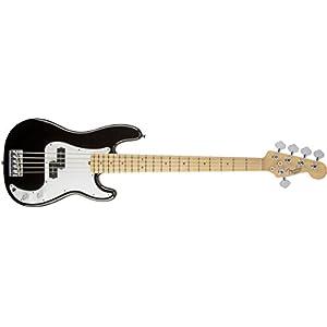Fender フェンダー エレキベース AM STD P-BASS V MN BLK