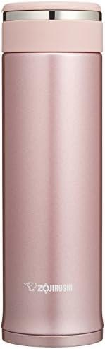 【Amazon.co.jp限定】象印マホービン(ZOJIRUSHI) 水筒 ステンレス マグ ボトル 直飲み 480ml ロゼ SM-JE48AZ-PR