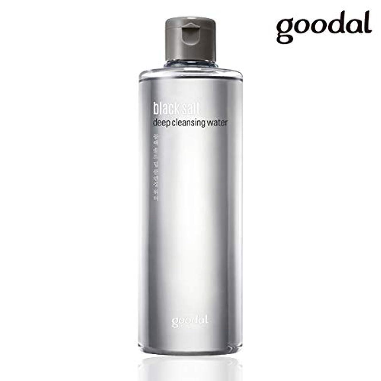 グーダル ブラックソルトディープクレンジングウォーター goodal black salt deep cleansing water 300ml [並行輸入品]