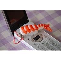 食品サンプル屋 食品サンプル 携帯ストラップすし エビ02P03Dec16