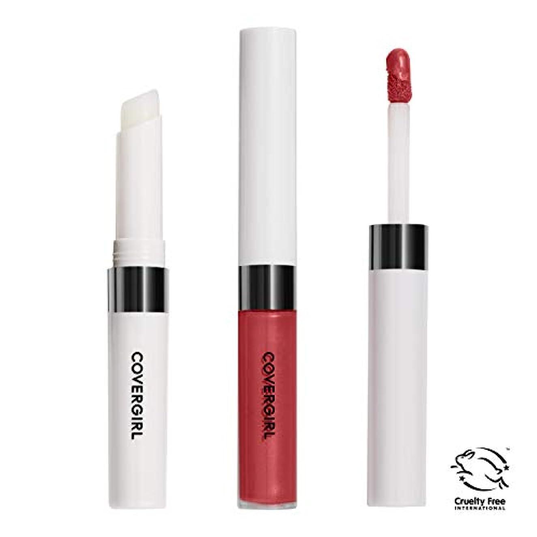 尽きる波枠COVERGIRL Outlast All-Day Lip Color - Red Hot 517 (並行輸入品)