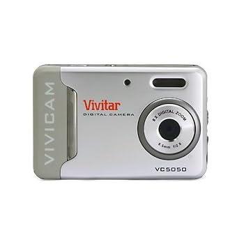 Vivicam 5050 シルバー VIV-5050-SILVER