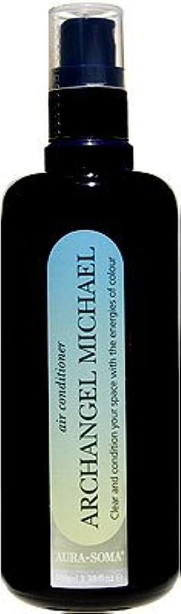 罪人特権ペイントオーラソーマ 大天使エアコンディショナー 100ml  ミカエル 「神との協力関係に入るために、個人の意志を神の意志に明け渡す」