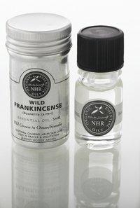 繧ェ繝シ繧ャ繝九ャ繧ッ繝輔Λ繝ウ繧ュ繝ウ繧サ繝ウ繧ケ 繧ィ繝そ繝ウ繧キ繝」繝ォ繧ェ繧、繝ォ (Boswellia neglecta) (10ml) by NHR Organic Oils
