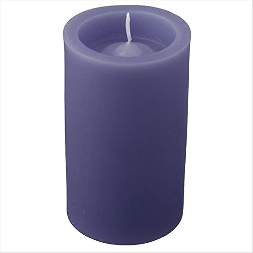 アグネスグレイメインストリームカメヤマキャンドル(kameyama candle) ロイヤルラウンド50 「 ダークブルー 」