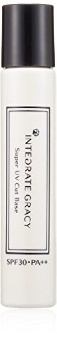 台風証書無臭インテグレート グレイシィ スーパーUVカット ベース (SPF30?PA++) 23mL
